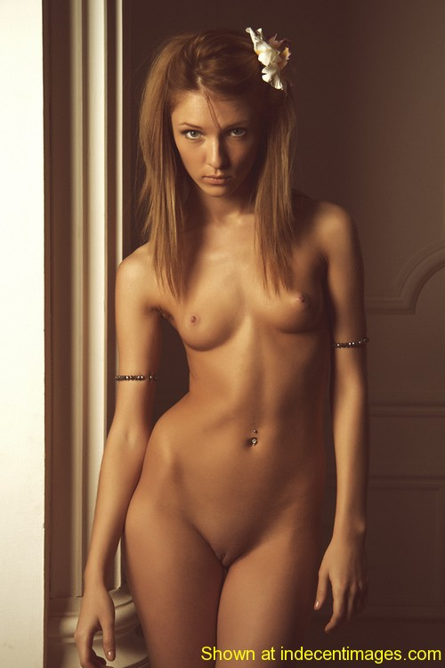 The perfect girl nude