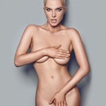 Totally naked Helen Flanagan